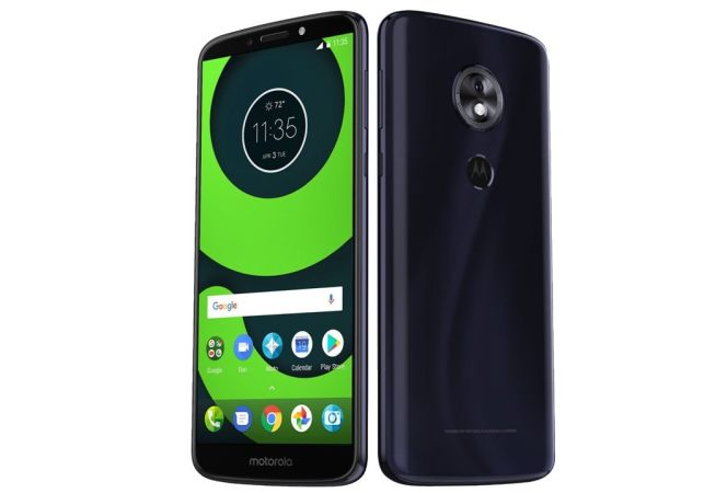 Moto G6 Play Price in India