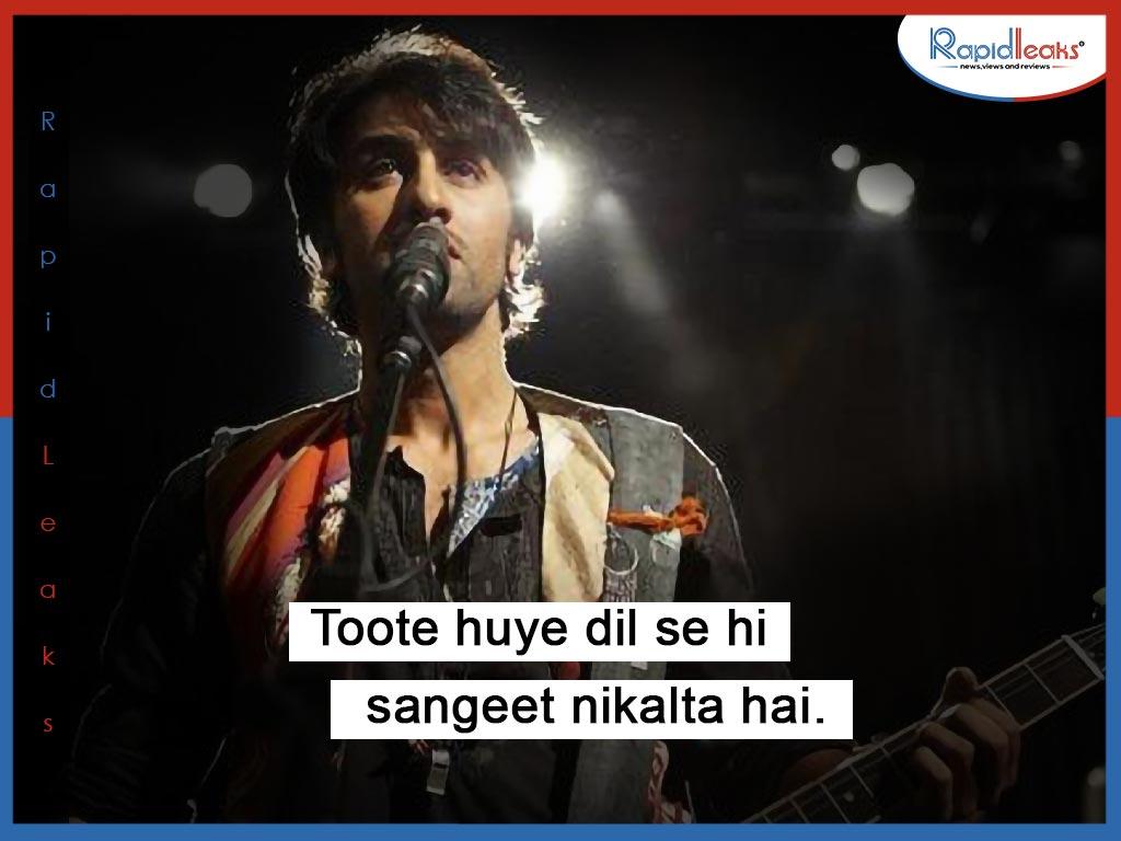 Ranbir Kapoor dialogues Rockstar
