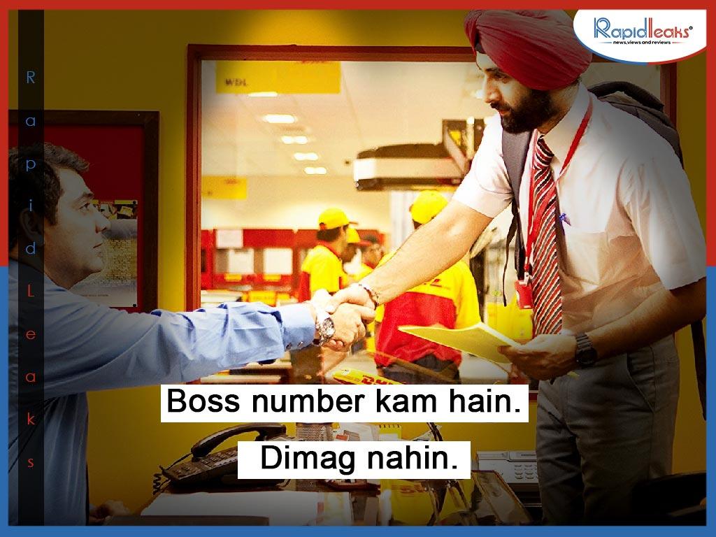 Ranbir Kapoor dialogues Rocket Singh