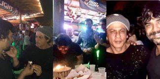 SRK and R Madhavan