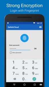 SafeInCloud Password Manager
