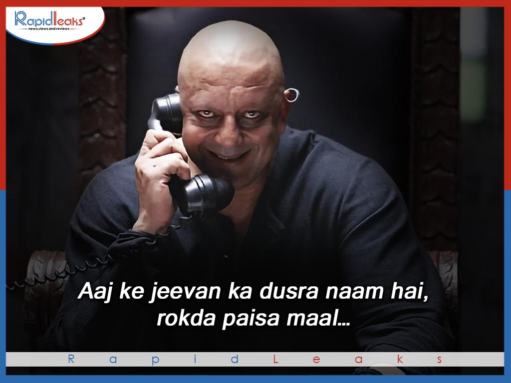 Sanjay Dutt Dialogues in Agneepath
