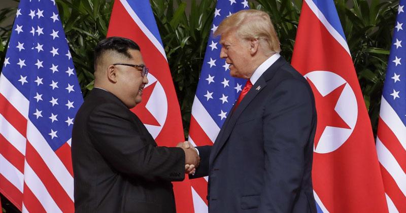 Trump Kim Summit