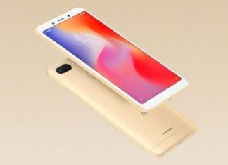 Xiaomi Redmi 6 specifications
