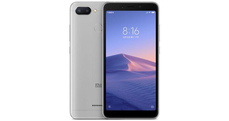 Xiaomi Redmi 6 Price