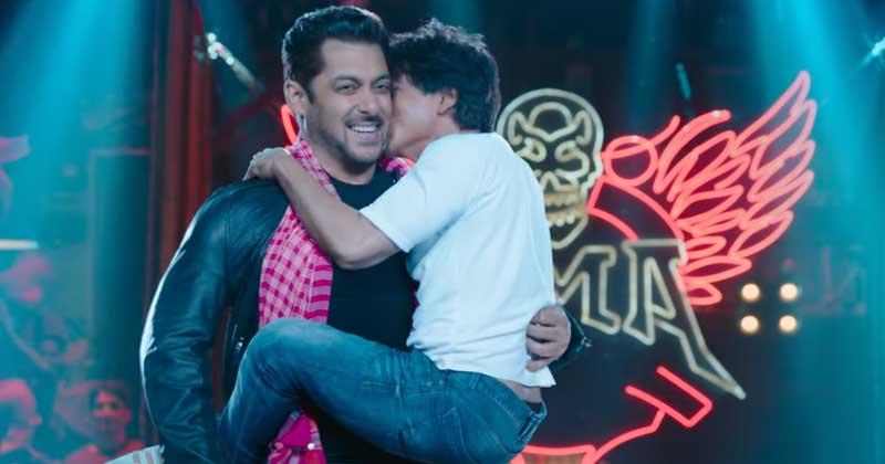 Zero Teaser Shah Rukh Khan Salman Khan