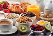 breakfast in Delhi