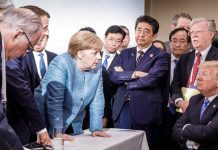 g7 summit meme