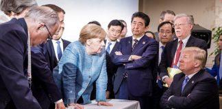 g7 summit meme