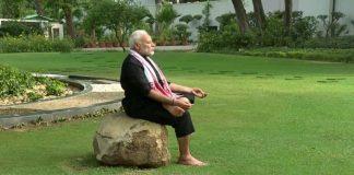 narendra modi fitness challenge