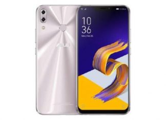 ASUS Zenfone 5Z specifications