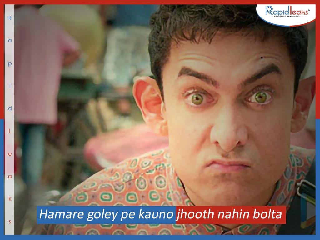 Aamir Khan Dialogues