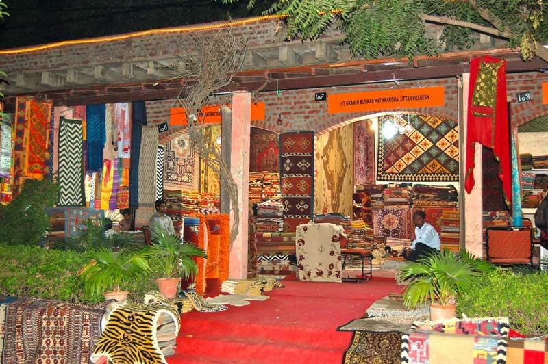 Dilli Haat Market New Delhi