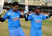 Indian Blind Cricket Team