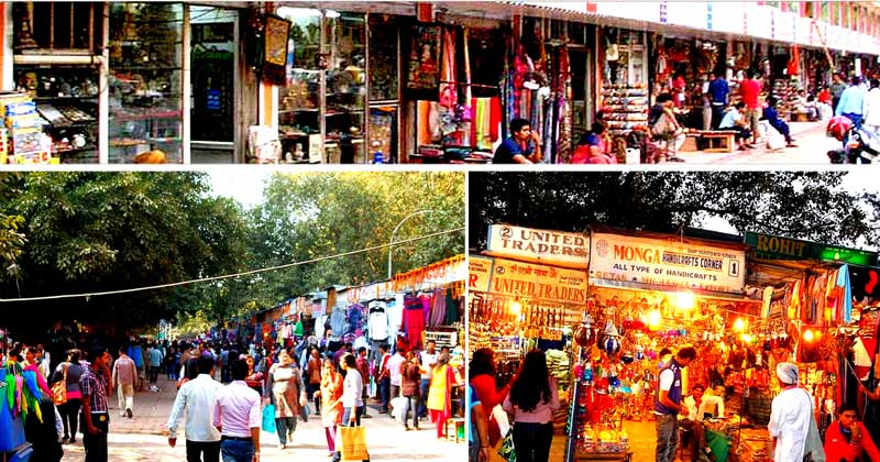 8 Markets In Delhi That You Need To Visit For Clothes Home Decor