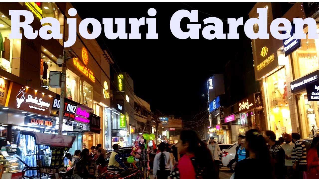 Rajouri Garden Market