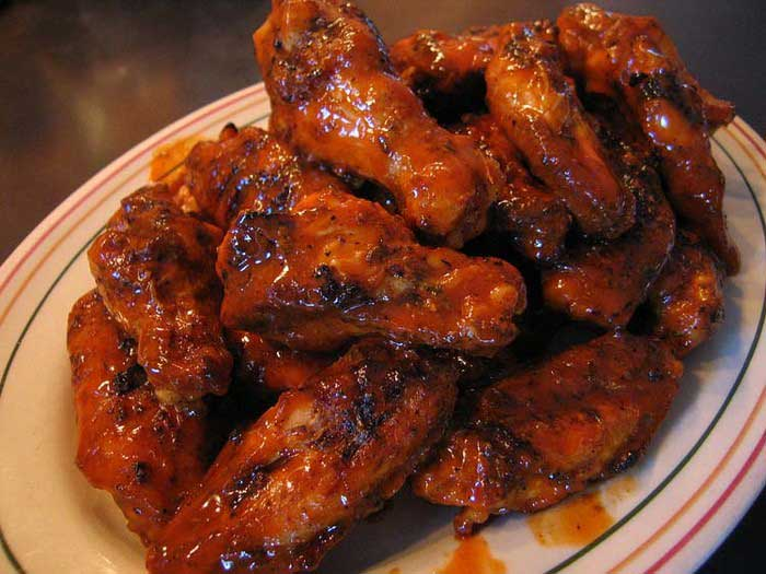 Spiciest Chicken Wings