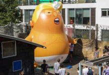 Trump Baby UK