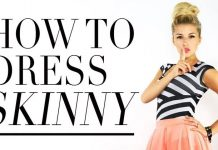 Best Fashion Tips to Look Slim and Attractive