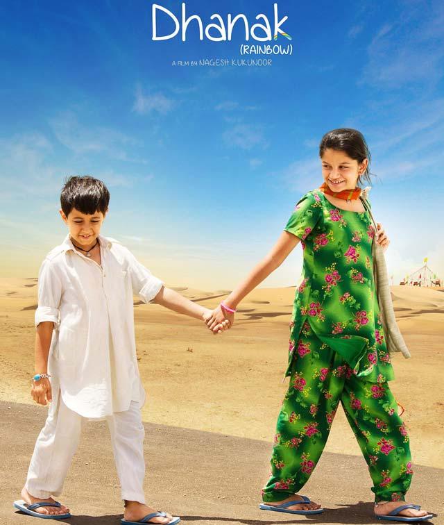 Dhanak films shot in Rajasthan