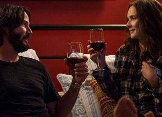 Keanu Reeves with Winona Ryder Destination Wedding