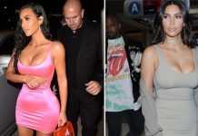 Kim Kardashian weight loss