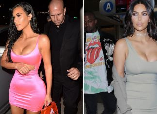 Kim Kardashian weight loss