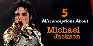 Misconceptions about Michael Jackson