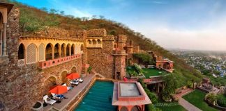 Neemrana Fort Palace