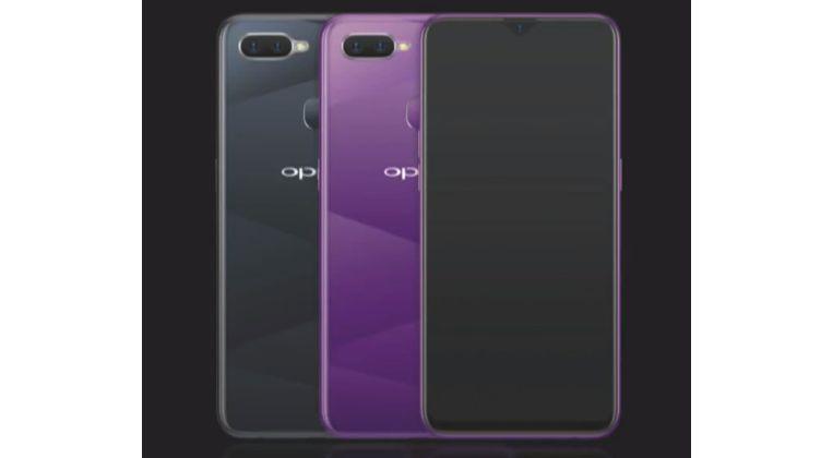 Oppo F9 price in India