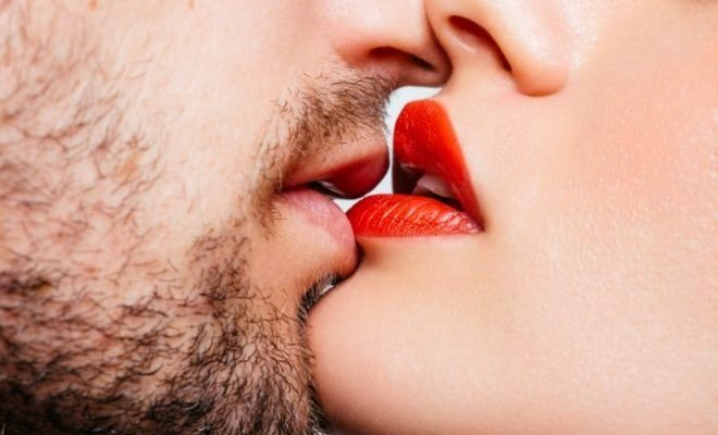 Unknown Scientific Facts About Kissing