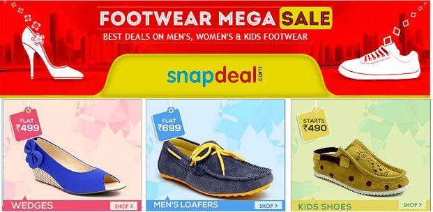 best footwear in India