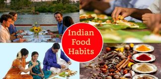 indian traditional food habits