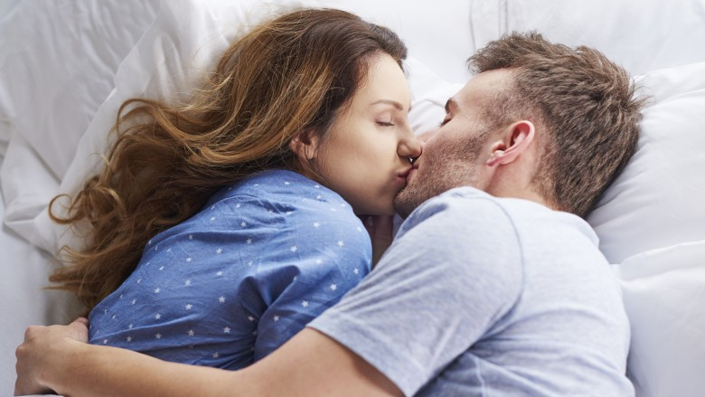 kissing facts Oxytocin hormone