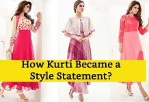 How kurti became a style statement