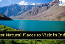 natural places to visit