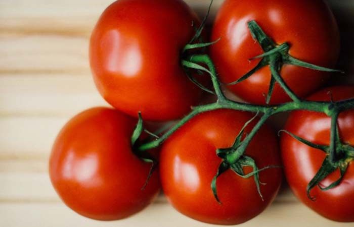 tangy tomatoes