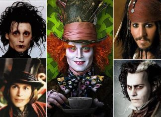 unknown facts about Johnny Depp