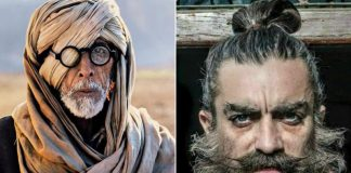 Aamir Khan and Amitabh Bachchan