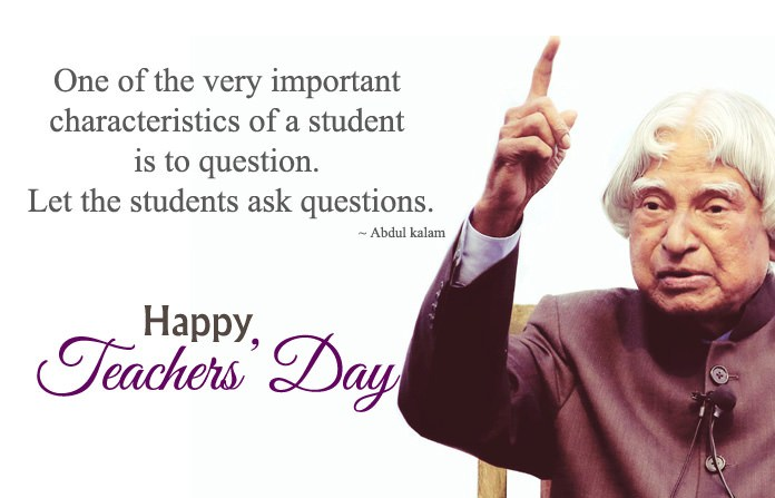 best Teacher's day quotes