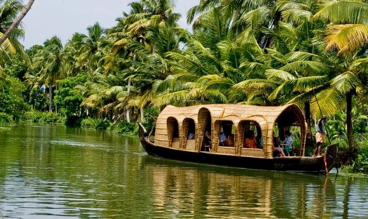 peaceful places in India