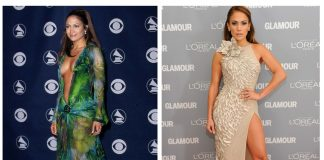 best red carpet looks of Jennifer Lopez