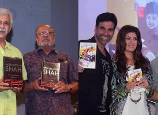 Bollywood actors who turned writers and authors