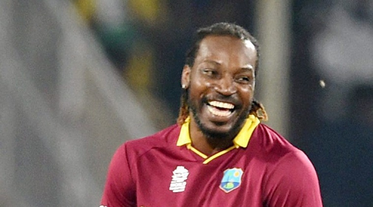 Chris Gayle records