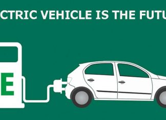 ELECTRIC VEHICLE IS THE FUTURE