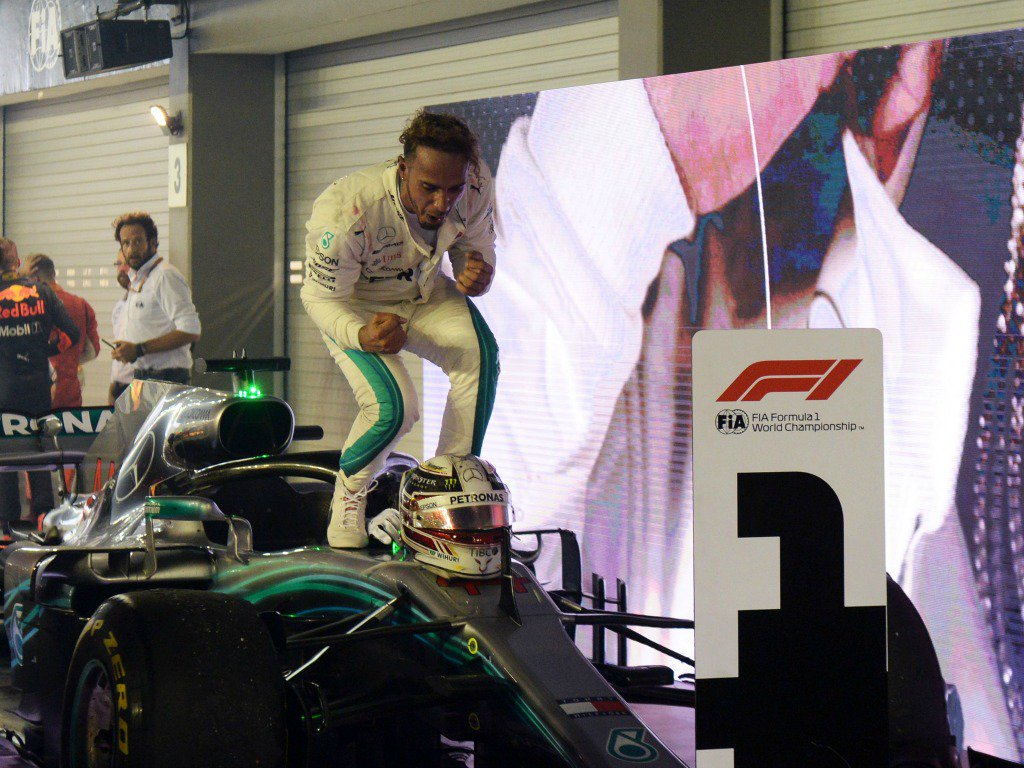 the greatness of Lewis Hamilton