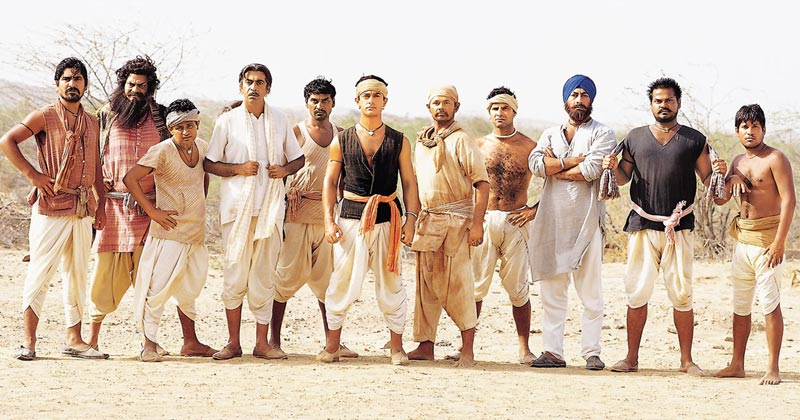 Lagaan Once Upon a Time in India