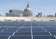landmark buildings that use solar power