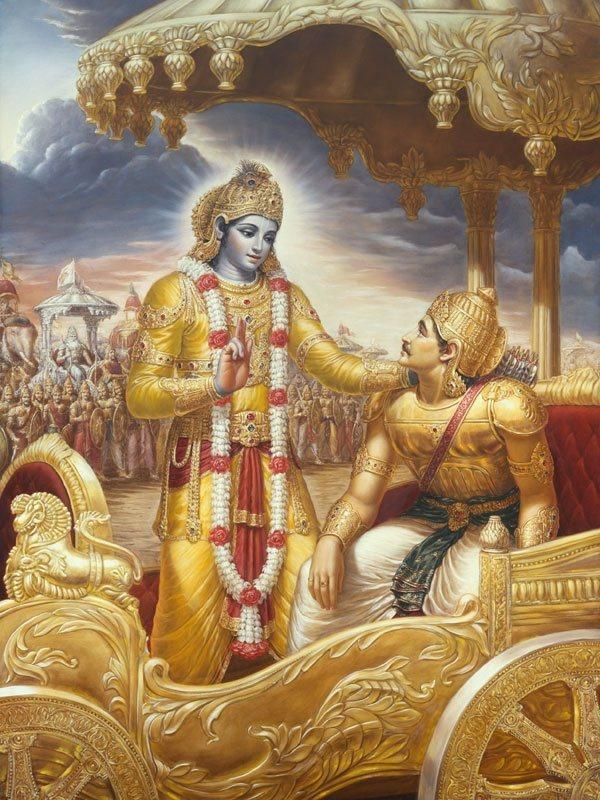 Lord Krishna stories