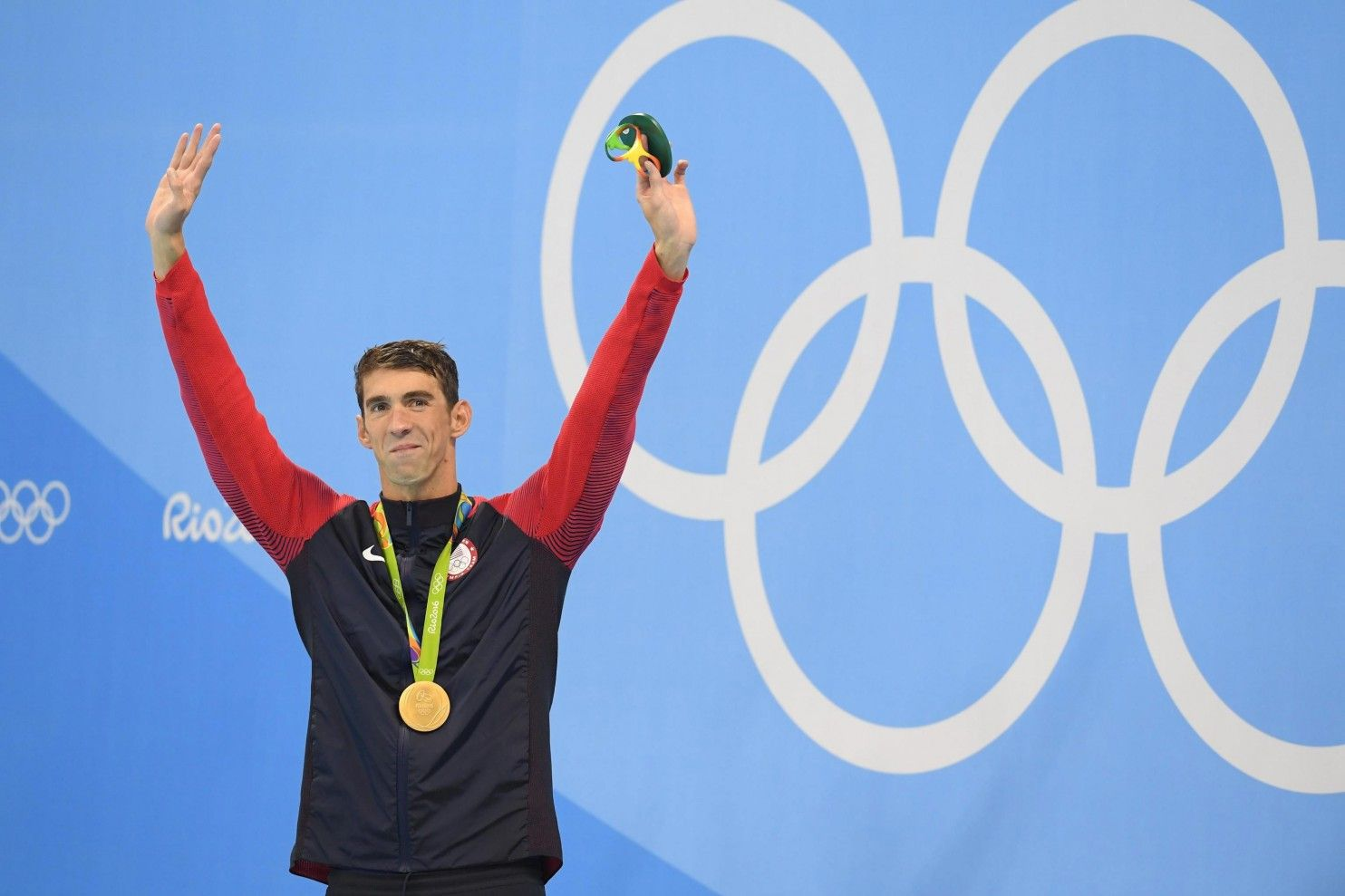 Michael Phelps records